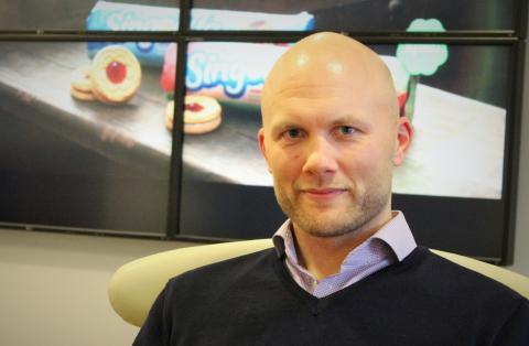 Anders Hedbom ny försäljningschef på Orkla