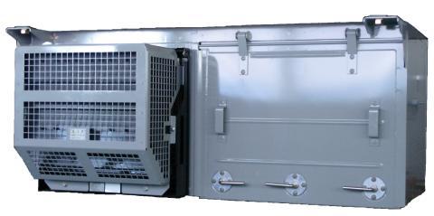 Hitachi develops smaller, lighter rail car inverter for 1,500V DC overhead power supply using SiC