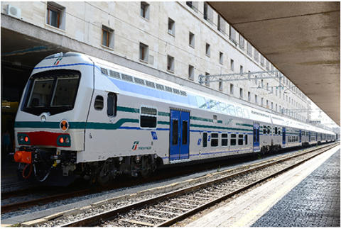 Hitachi Rail Italy wins a new contract from Trenitalia worth 190 million euro for regional trains