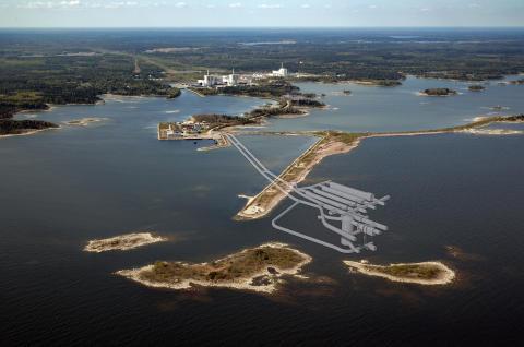 30 år med slutförvaret för Sveriges låg- och medelaktiva radioaktiva avfall