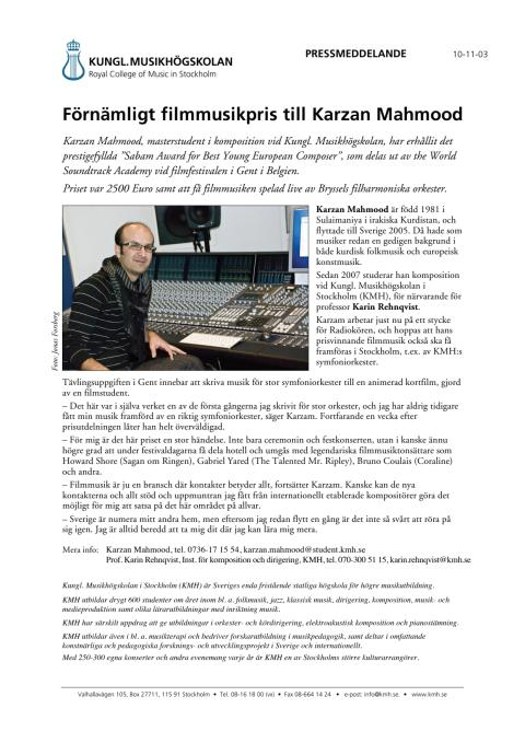 101103_KMH_Press_Mahmood