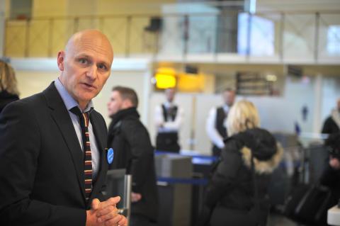 Premiär för Brommas nya och smidigare säkerhetskontroll