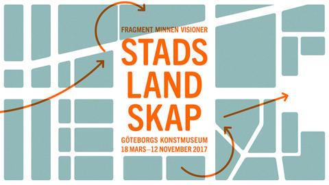 Med den nya utställningen Stadslandskap bjuder Göteborgs konstmuseum på en stadsvandring i konsten