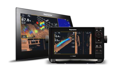 High res image - Raymarine - RealVision Sonar