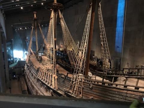 Vasa Museum - Ramblers Cruise & Walk Swedish Waterways