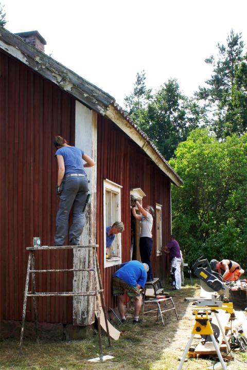 Här räddas kulturmiljöer i Västra Götaland i sommar