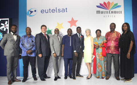 Students from Ethiopia and Nigeria score big at 6th edition of DStv Eutelsat Star Awards organised by Eutelsat and MultiChoice Africa