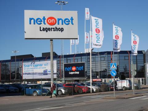 NetOnNet öppnar ytterligare två Lagershoppar i Göteborg