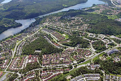 Krafttag för bättre grundvatten i norra Stockholmsåsen