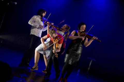 Oktoberstämman - en storslagen folkmusikfest 27 oktober