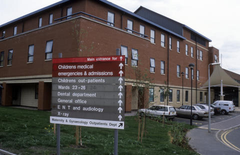 Wards closed to visitors at Fairfield General Hospital for 48 hours due to Norovirus