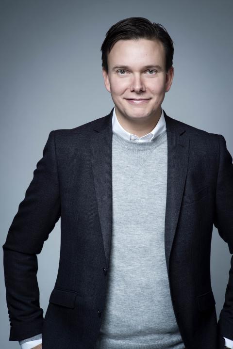 Peter Nyberg, Affärsutvecklare BoKlok