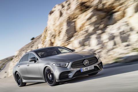 Mercedes sætter salgsrekord for 7. år i træk
