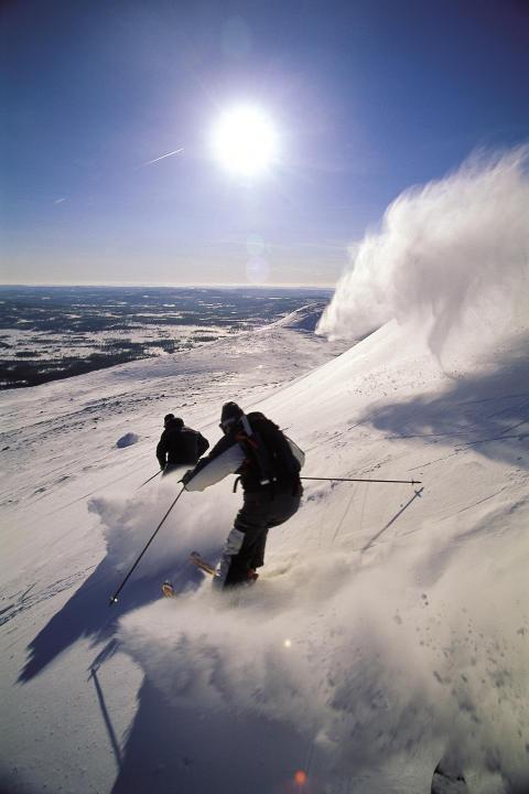 Trysil, Norwegens größtes Skigebiet, lockt mit feinsten Abfahrten