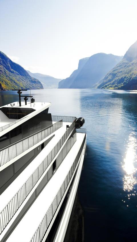 Innovasjon på fjorden – Batteridrevet turistfartøy med norsk design og verdensledende teknologi