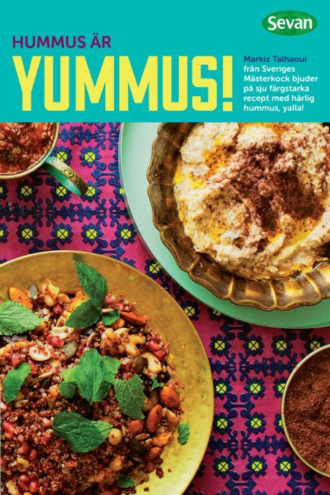 Hummus är Yummus!