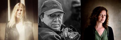 Prisbelönta fotografer föreläser när Canon on Tour kommer till Scandinavian Photo i Malmö