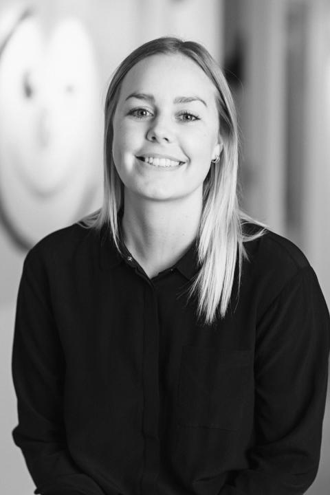 Kommunikationskonsulent Josefine Fischer Hüttel