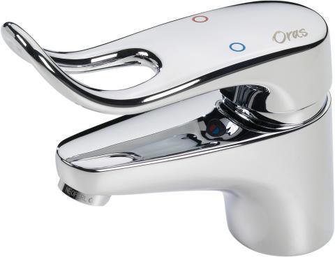 Oras safira Easy-to-use tvättställsblandare