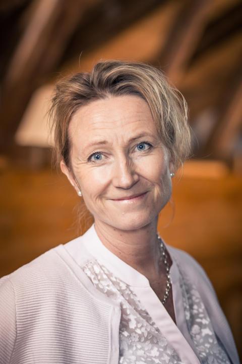 Malin Andersson, försäljningschef på Viking Malt