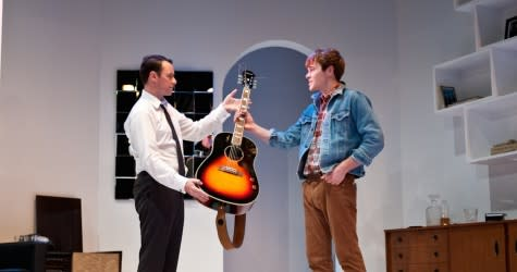 SMASH HIT BEATLES PLAY SUPPORTS CALM IN WEST END