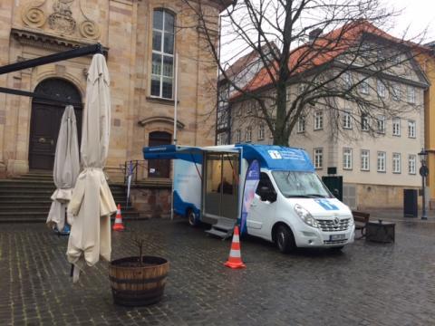 Beratungsmobil der Unabhängigen Patientenberatung kommt am 31. August nach Lauterbach.