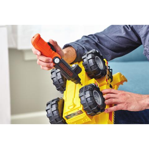 BLACK+DECKER™ Introduces New Screwdriver