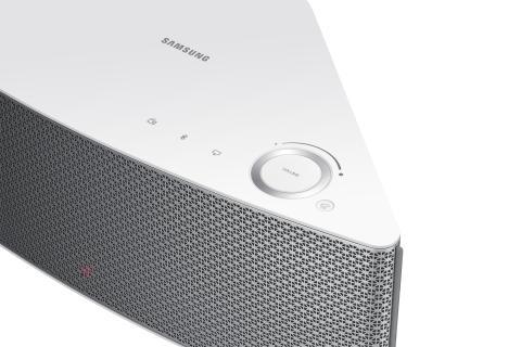 Din musikk i hvert rom med Samsung Multiroom