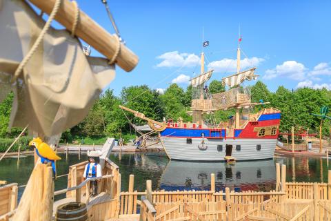 Neues Piratenschiff 2019