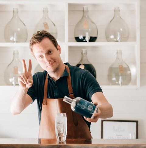 Hernö's Jon Hillgren Inducted into Gin Magazine's Hall of Fame