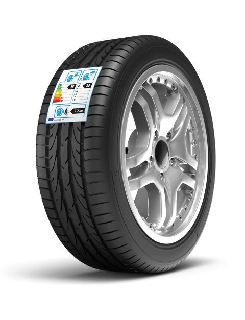 Nya EU-regler för märkning av däck