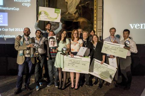 Sydsveriges nästa tillväxtföretag är korade -Venture Cup Syds Regionfinal är avgjord