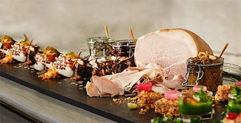 Stor efterfråga på julskinka från KRAV-märkta grisar