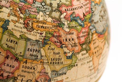 Fokus Mellanöstern: föreläsning om framtiden för orientaliska kyrkor