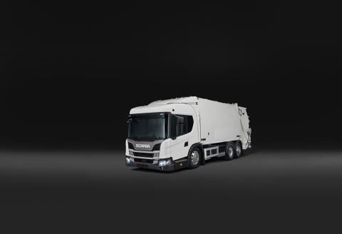 Scania L 320 6x2