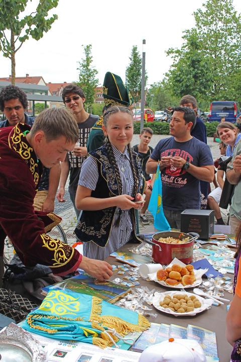 Tag der Lehre und Internationaler Nachmittag an der Technischen Hochschule Wildau am 9. Juni 2016 zeigten Internationalisierung in der Praxis