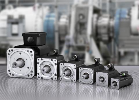 Den nya generationens synkrona servomotorer från Bosch Rexroth
