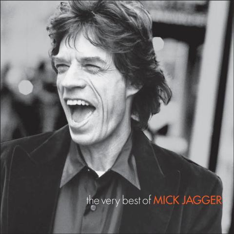 Mick Jagger släpper samlingsalbum