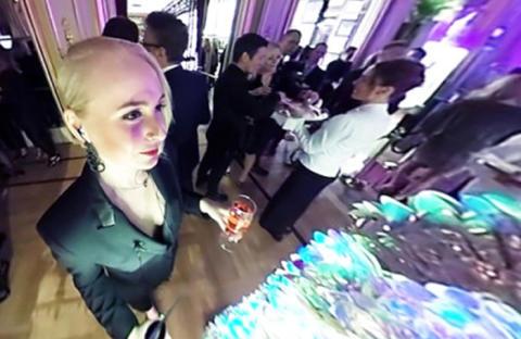 Aller media introducerar Virtual reality – ELLE-galan först ut