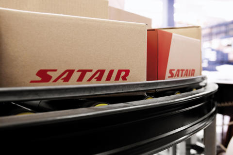 Satair Group boxes II