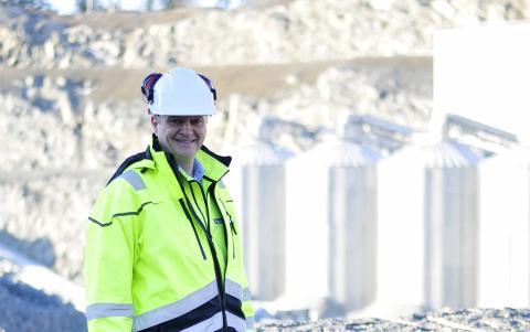 Norsk Bergindustri 10 år