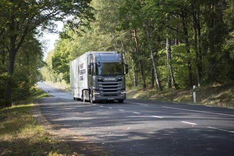 Scania vinder den tyske Green Truck Award - igen