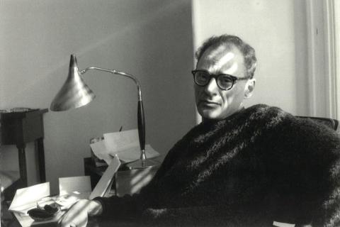 Arthur Miller – med spor av Ibsen