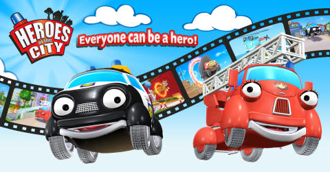 Inlandsinnovation tror på barnunderhållning från Dalarna