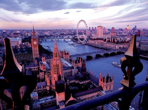 Stort uppsving för London i sommar