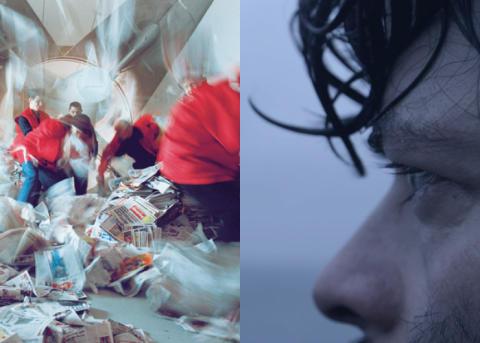 Vernissage: Julian Rosefeldt  // Hanne Nielsen & Birgit Johnsen