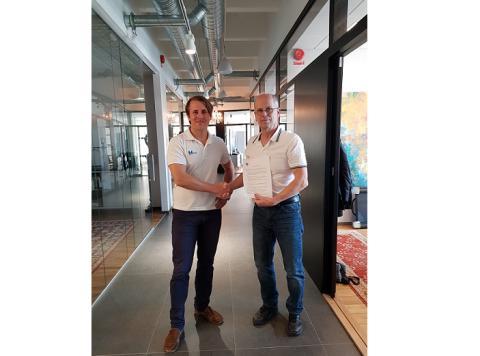 Euro Finans blir ny huvudsponsor till fotbollsföreningen Lunds BOIS