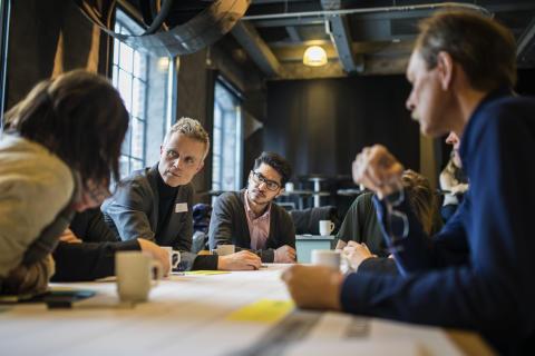 Smarte byer: Workshop i Trondheim, Tor Inge Hjemdal