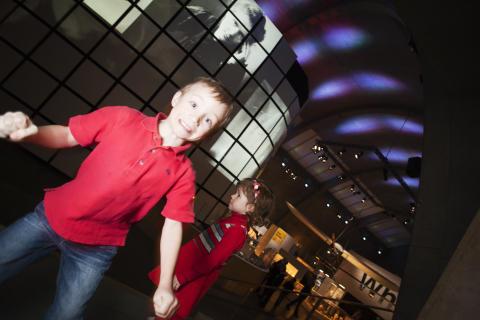 I00 innovationer på Tekniska museet. Foto: Ellinor Algin.