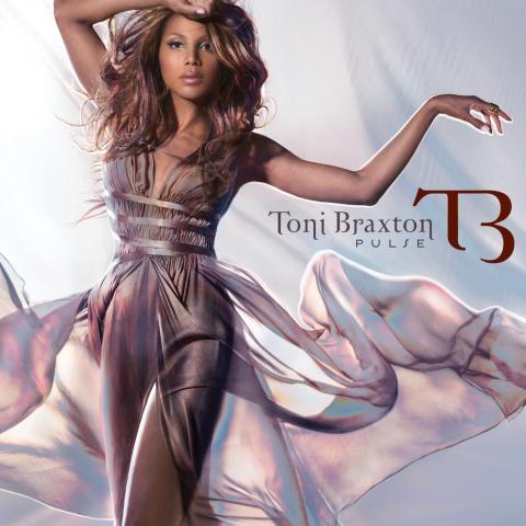 Toni Braxton tillbaka med albumet Pulse